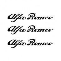 Alfa Romeo Logo 01321