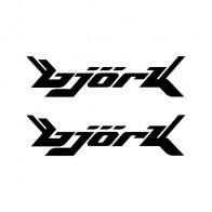 Bjork  Logo 01341