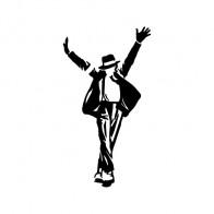Michael Jackson Logo 01345