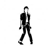 Michael Jackson Logo 01360
