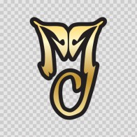 Michael Jackson Logo 01386