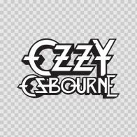 Ozzy Ozbourne Logo 01389
