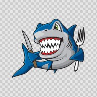 Shark Hungry 01754