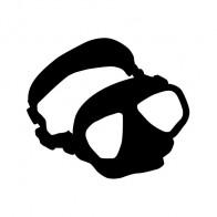 Diver Scuba Mask 01812