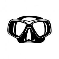 Diver Scuba Mask 01815