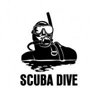 Diver Diving Scuba 01842