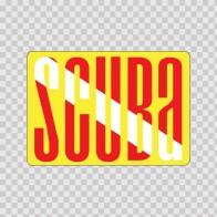 Flag Diver Scuba 01857