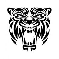 Wild Cat Tribal 01912