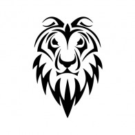 Lion Head 01941