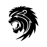 Lion Head Tribal 01981
