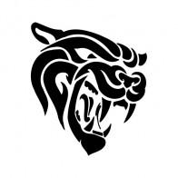 Panther Puma Head 01983