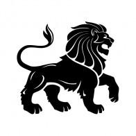 Lion Heraldic 01993