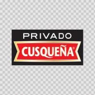 Beer Logo Cusqueña 02158