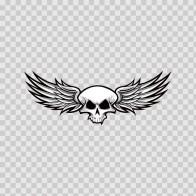 Skull Wings 02472