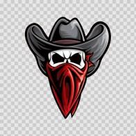 Skull Robber Cowboy  02499