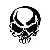 Simple Skull 02500