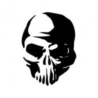 Death Skull 02524