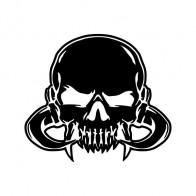 Skull Motorhead 02525