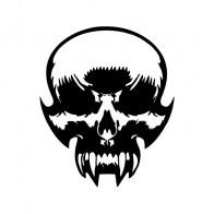 Skull Evil 02526