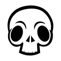 Skull Surf 02527