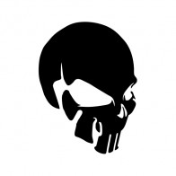 Punisher Skull 02528