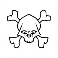 Skull 02529
