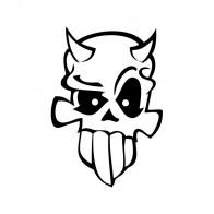 Skull Devil 02534