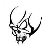 Skull Alien 02538