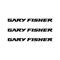 Gary Fisher Mountain Bike Logo 02744