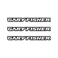 Gary Fisher Mountain Bike Logo 02745
