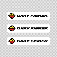 Gary Fisher Mountain Bike Logo 02888