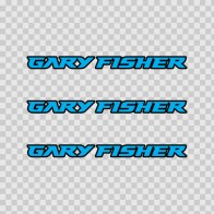 Gary Fisher Mountain Bike Logo 02891