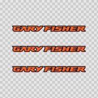 Gary Fisher Mountain Bike Logo 02894