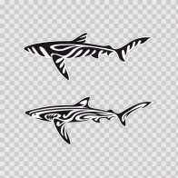 Tribal Sharks  03192