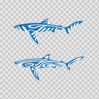 Tribal Sharks  03193
