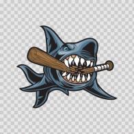 Baseball Shark 03205