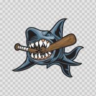 Baseball Shark 03206