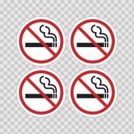No Smoking Sign 03242