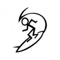 Saint Surfer Surfboard 03321