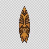 Tiki Surfboard 03327
