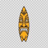 Tiki Surfboard 03329
