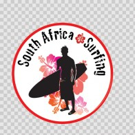 South Africa Surfing Souvenir Memorabilia 03366