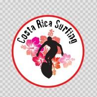 Costa Rica Surfing Souvenir Memorabilia 03371