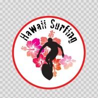 Hawwaii Surfing Souvenir Memorabilia 03373