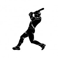 Baseball Player 03427