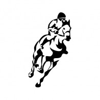 Jockey Riding 03429