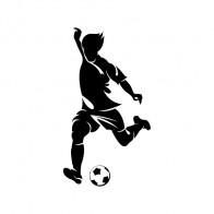 Soccer Football Player 03430