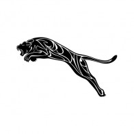 Tribal Panther 03436