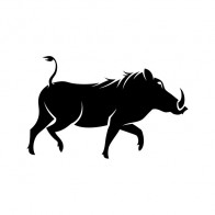 Razorback Wild Hog 03566
