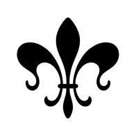 Fleur De Lis Logo Symbol 03607